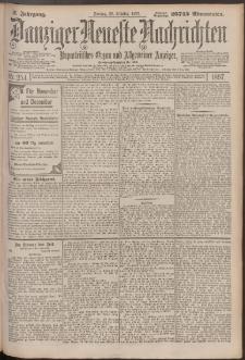 Danziger Neueste Nachrichten : unparteiisches Organ und allgemeiner Anzeiger254/1897