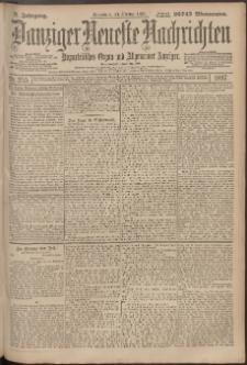 Danziger Neueste Nachrichten : unparteiisches Organ und allgemeiner Anzeiger255/1897