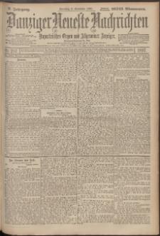 Danziger Neueste Nachrichten : unparteiisches Organ und allgemeiner Anzeiger257/1897