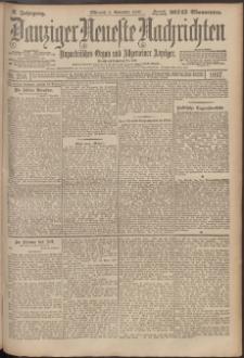Danziger Neueste Nachrichten : unparteiisches Organ und allgemeiner Anzeiger258/1897
