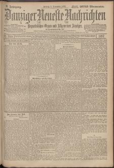 Danziger Neueste Nachrichten : unparteiisches Organ und allgemeiner Anzeiger260/1897
