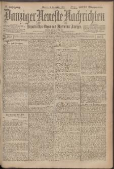 Danziger Neueste Nachrichten : unparteiisches Organ und allgemeiner Anzeiger 262/1897