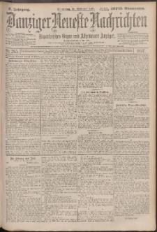 Danziger Neueste Nachrichten : unparteiisches Organ und allgemeiner Anzeiger 265/1897Anzeiger