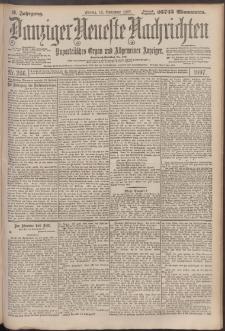 Danziger Neueste Nachrichten : unparteiisches Organ und allgemeiner Anzeiger 266/1897