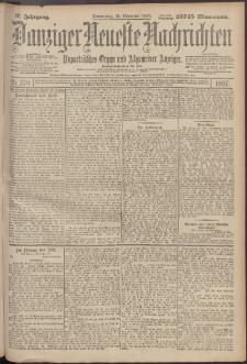 Danziger Neueste Nachrichten : unparteiisches Organ und allgemeiner Anzeiger 270/1897