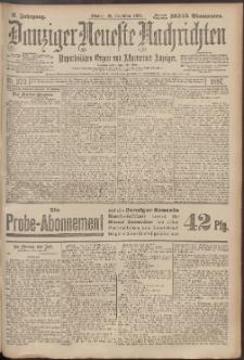 Danziger Neueste Nachrichten : unparteiisches Organ und allgemeiner Anzeiger 273/1897