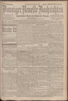 Danziger Neueste Nachrichten : unparteiisches Organ und allgemeiner Anzeiger 275/1897