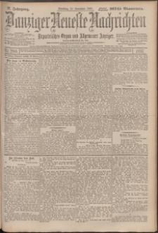 Danziger Neueste Nachrichten : unparteiisches Organ und allgemeiner Anzeiger 280/1897
