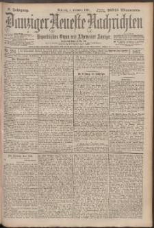 Danziger Neueste Nachrichten : unparteiisches Organ und allgemeiner Anzeiger 281/1897