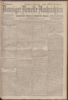 Danziger Neueste Nachrichten : unparteiisches Organ und allgemeiner Anzeiger 282/1897