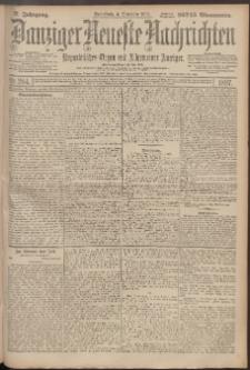 Danziger Neueste Nachrichten : unparteiisches Organ und allgemeiner Anzeiger 284/1897