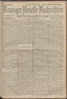 Danziger Neueste Nachrichten : unparteiisches Organ und allgemeiner Anzeiger 286/1897