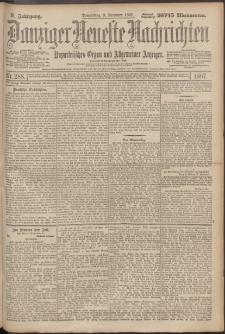 Danziger Neueste Nachrichten : unparteiisches Organ und allgemeiner Anzeiger 288/1897