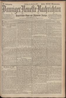 Danziger Neueste Nachrichten : unparteiisches Organ und allgemeiner Anzeiger 289/1897