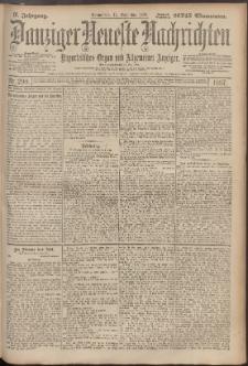 Danziger Neueste Nachrichten : unparteiisches Organ und allgemeiner Anzeiger 290/1897