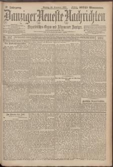 Danziger Neueste Nachrichten : unparteiisches Organ und allgemeiner Anzeiger 297/1897