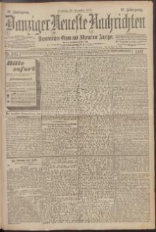 Danziger Neueste Nachrichten : unparteiisches Organ und allgemeiner Anzeiger 303/1897