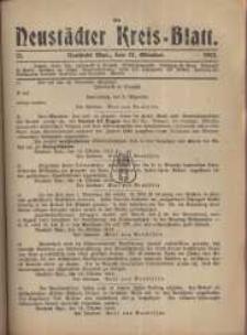 Neustadter Kreis - Blatt, nr.72, 1912