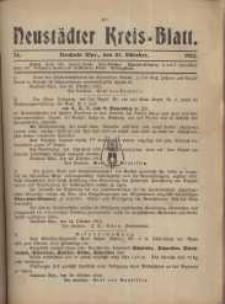 Neustadter Kreis - Blatt, nr.74, 1912