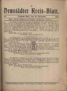 Neustadter Kreis - Blatt, nr.79, 1912