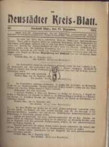Neustadter Kreis - Blatt, nr.85, 1912
