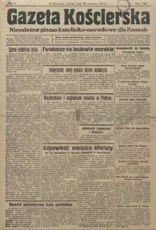 Gazeta Kościerska, 1937, nr11