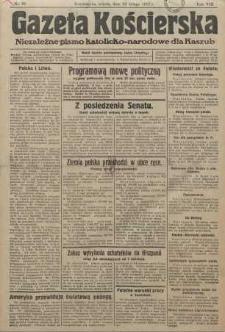 Gazeta Kościerska, 1937, nr22