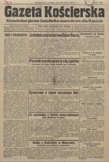 Gazeta Kościerska, 1937, nr36