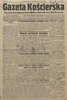Gazeta Kościerska, 1937, nr38