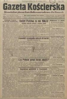 Gazeta Kościerska, 1937, nr43