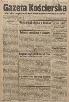 Gazeta Kościerska, 1937, nr46