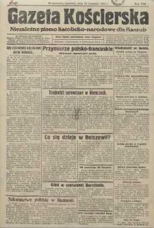 Gazeta Kościerska, 1937, nr48
