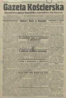Gazeta Kościerska, 1937, nr49