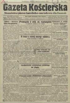 Gazeta Kościerska, 1937, nr51