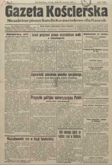 Gazeta Kościerska, 1937, nr71