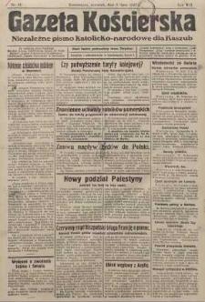 Gazeta Kościerska, 1937, nr81