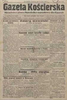 Gazeta Kościerska, 1937, nr84