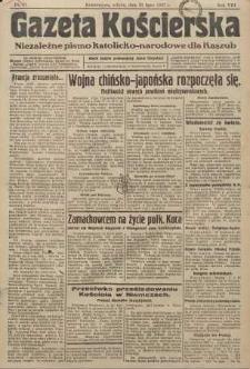 Gazeta Kościerska, 1937, nr91