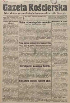 Gazeta Kościerska 1937, nr106