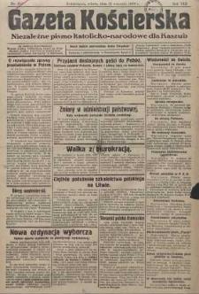 Gazeta Kościerska 1937, nr109