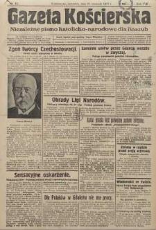 Gazeta Kościerska 1937, nr111