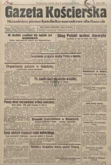 Gazeta Kościerska 1937, nr118