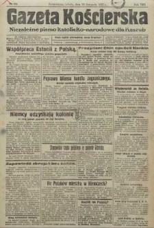 Gazeta Kościerska 1937, nr139