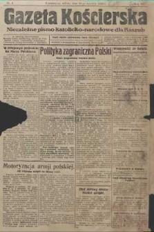 Gazeta Kościerska, 1936, nr8