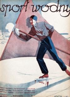 Sport Wodny, 1937, nr 3
