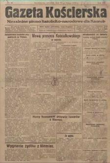 Gazeta Kościerska, 1936, nr22