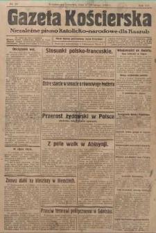 Gazeta Kościerska, 1936, nr25