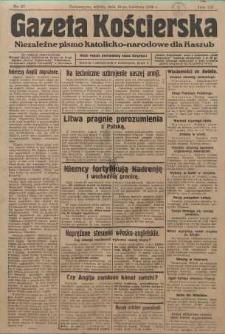 Gazeta Kościerska, 1936, nr47
