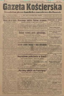 Gazeta Kościerska, 1936, nr95