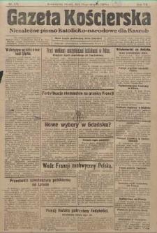 Gazeta Kościerska, 1936, nr102